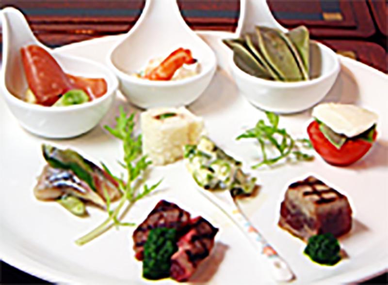 グラパラ前菜